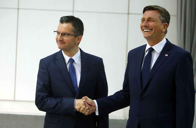 Šarec nominated for Slovenia's PM-designate