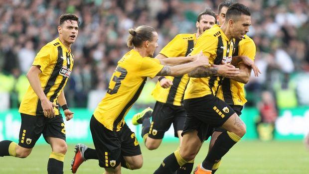 ΑΕΚ και ΠΑΟΚ θ' αναζητήσουν την πρόκριση στους επαναληπτικούς αγώνες.