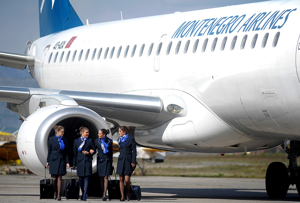 Montenegro Airlines: All-time monthly record with 100,000 passengers in July