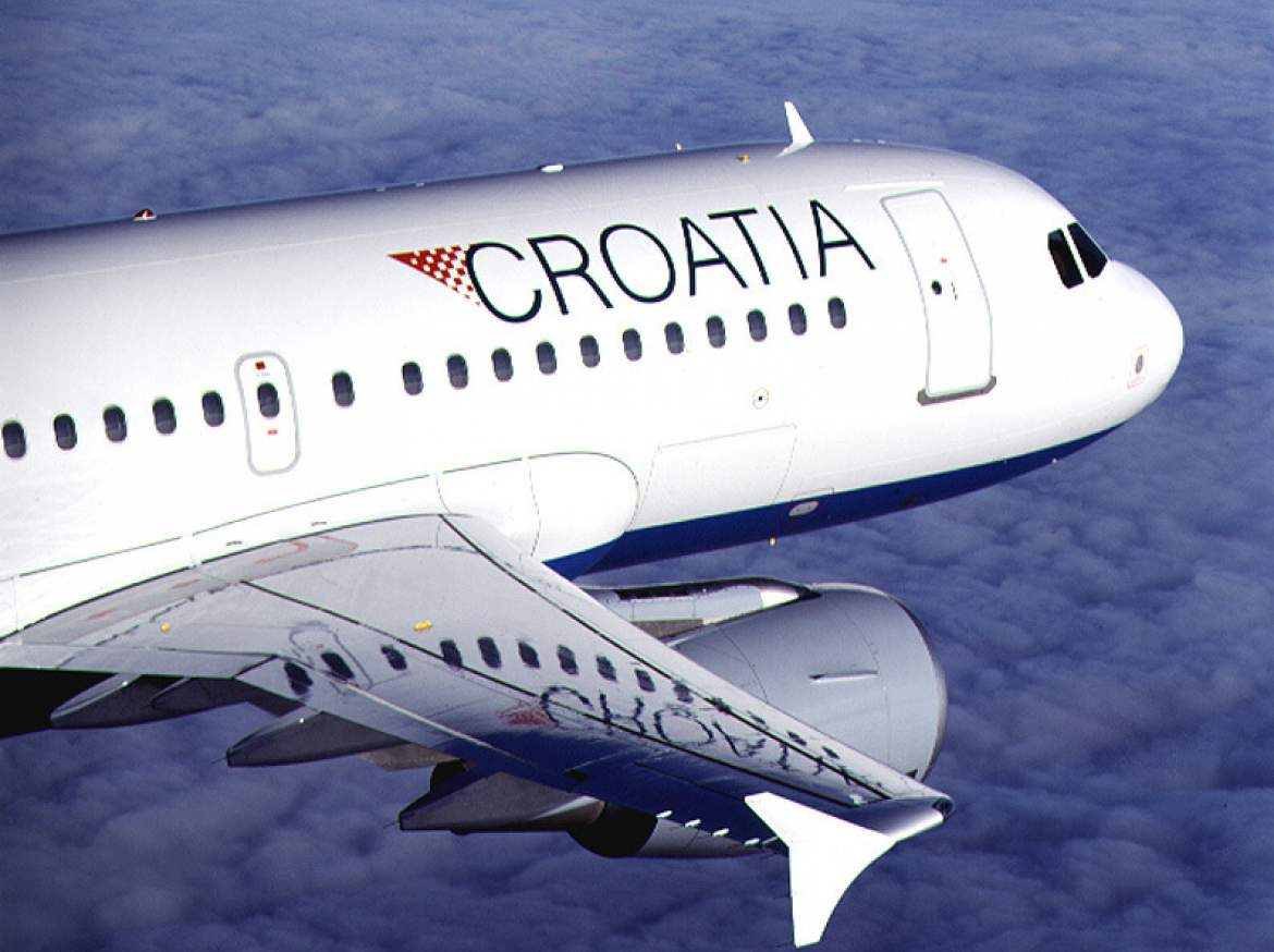 Croatia Airlines not on strike today, Zagreb County Court temporarily banned it