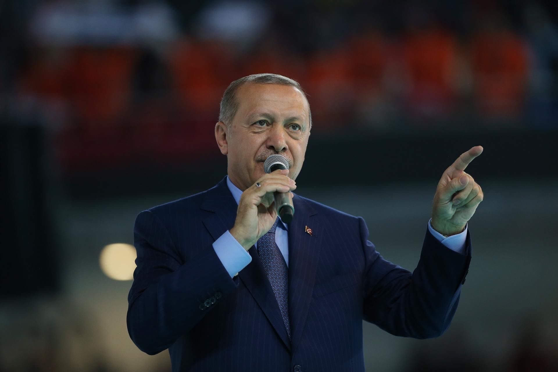 Erdogan will pay an official visit to Germany on Sept. 28-29