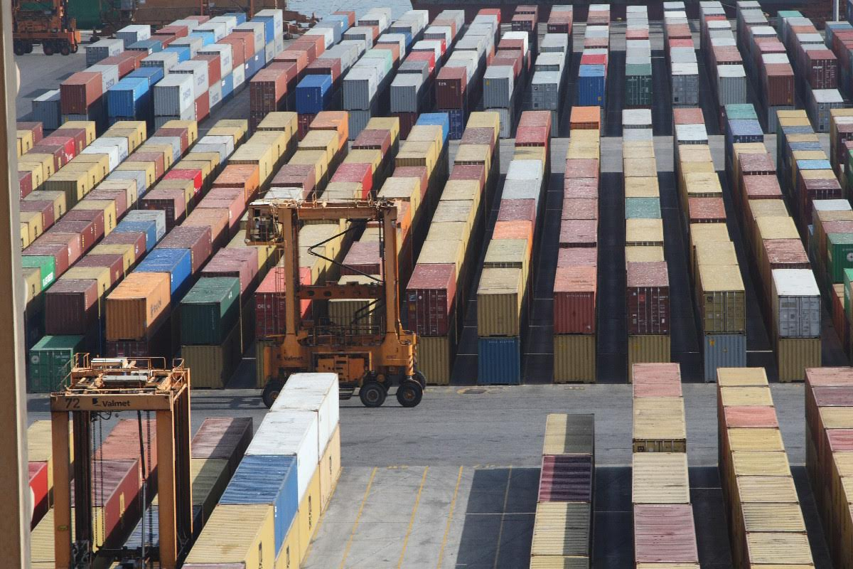 A boom in Greek exports in the first half of the year
