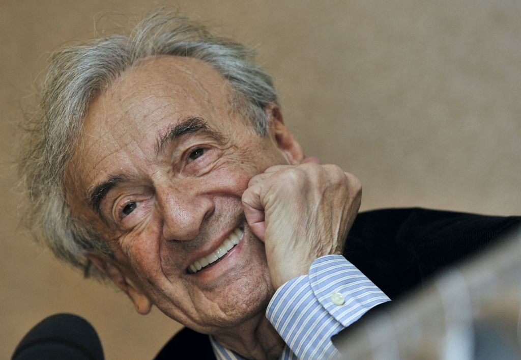 Romanian police opens inquiry into anti-Semitic graffiti at Elie Wiesel's home