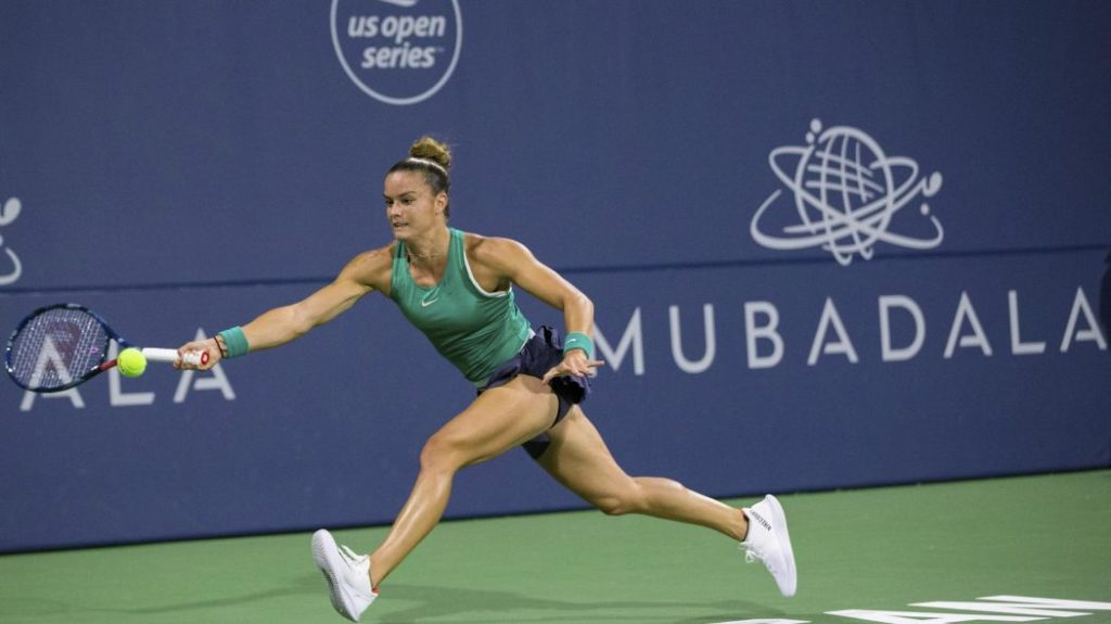 First career final in WTA San Jose for Greektennis star Maria Sakkari