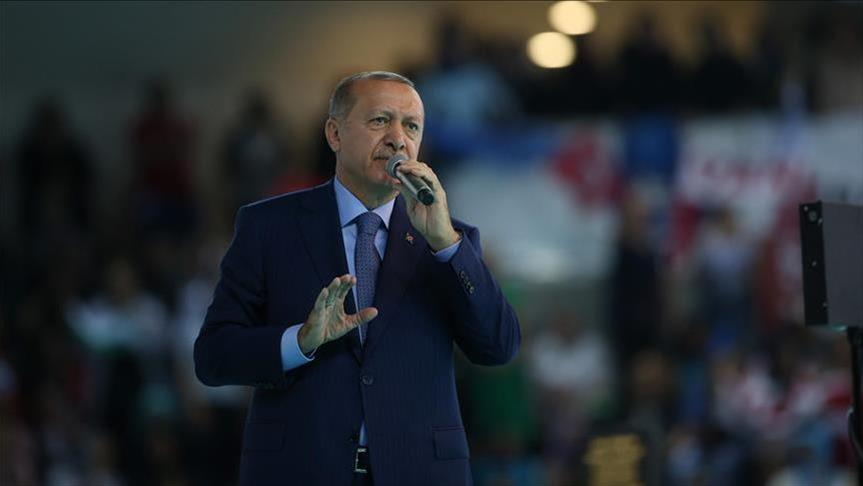 Erdogan: Turkey to freeze assets of 2 US secretaries