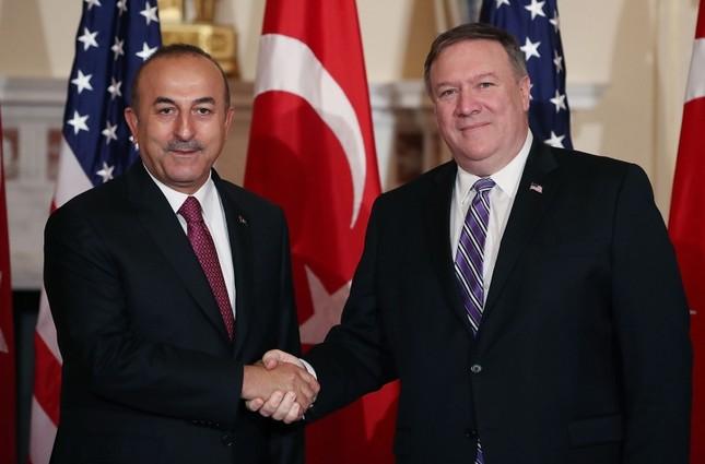 Pompeo will travel to Ankara on October 17.
