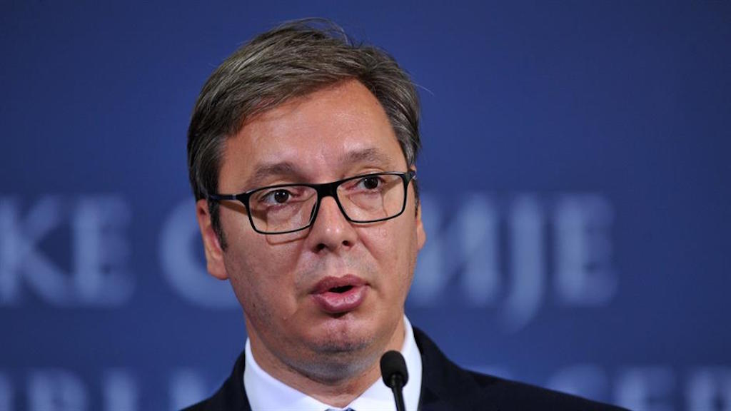 Time has come to normalize relations with Kosovo, Vucic says
