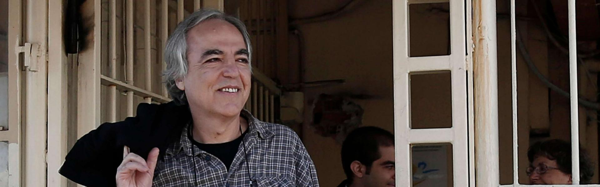 Convicted Greek terroristKoufodinastransferred to agricultural prison inVolos, Thessaly