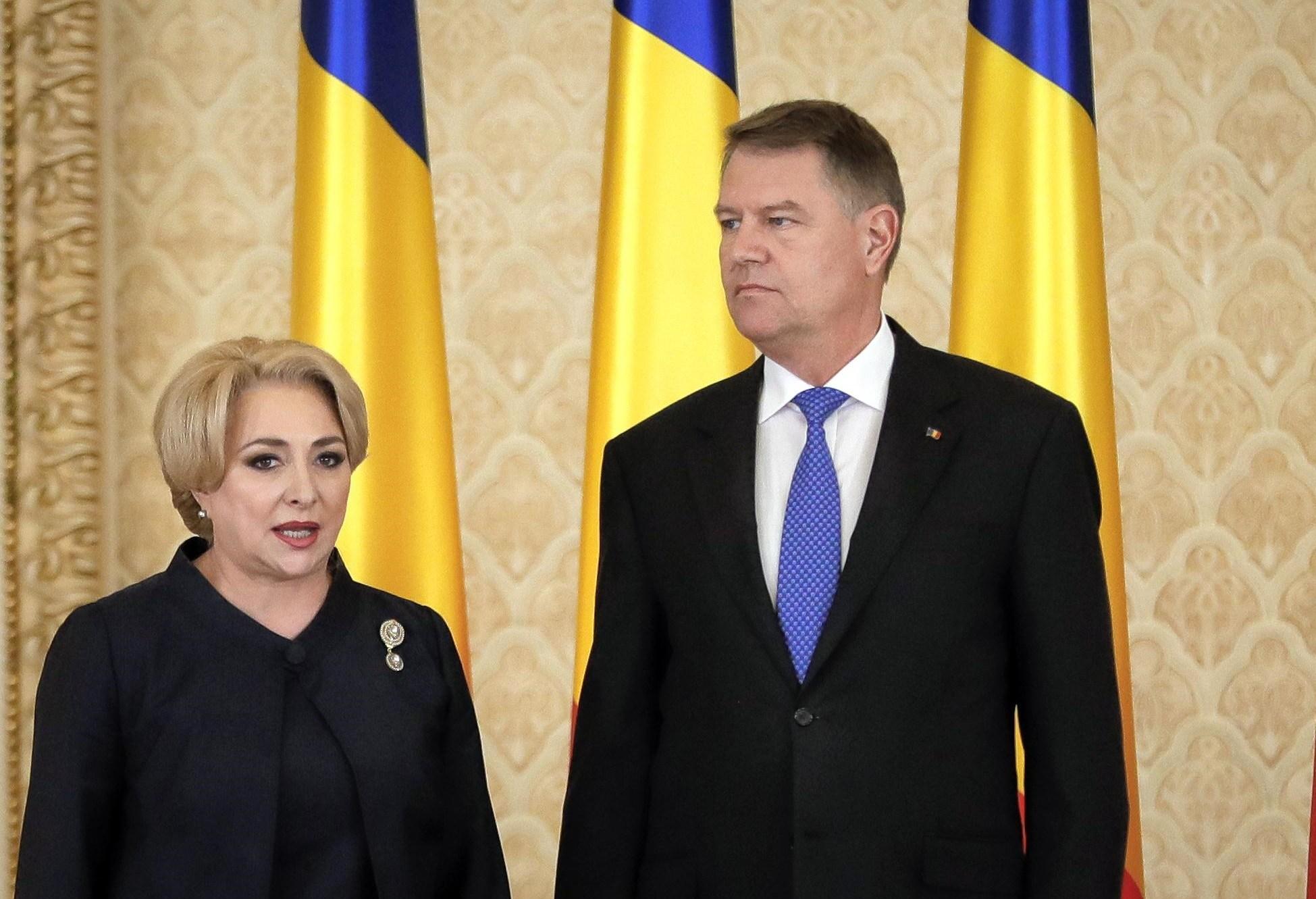 Fresh Iohannis- Dăncilă conflict over her summer replacement bydeputy-PM Stănescu