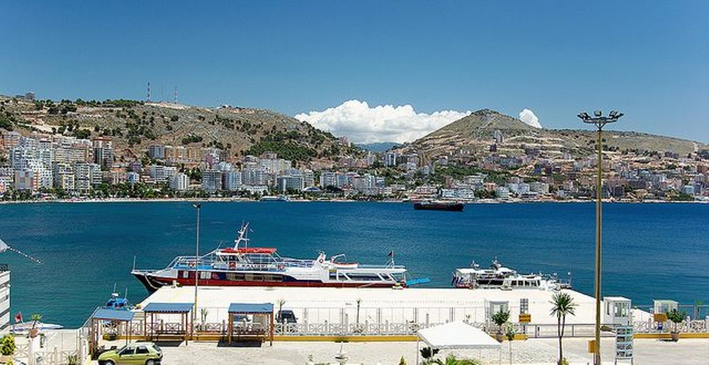 Albania: Government's plans to increase the number of ferries linking Saranda to Corfu