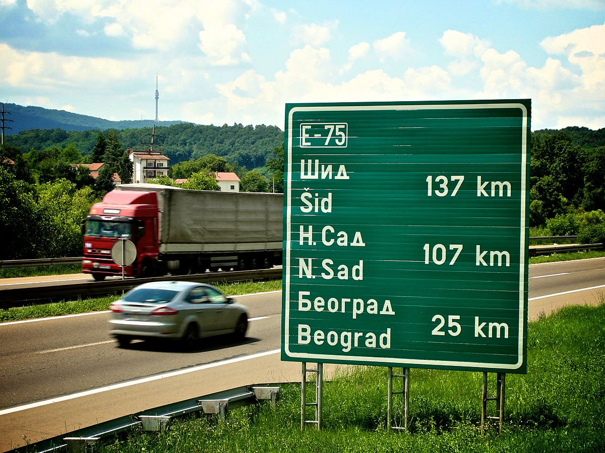 Serbia's struggle to keep the Cyrillic alphabet alive and strong