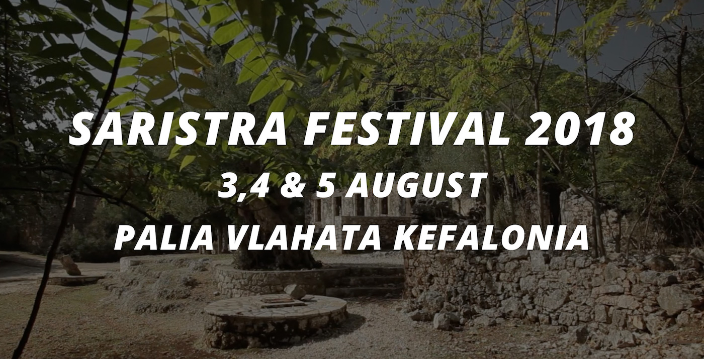 Saristra Festival, the top, summer cultural event in Kefalonia