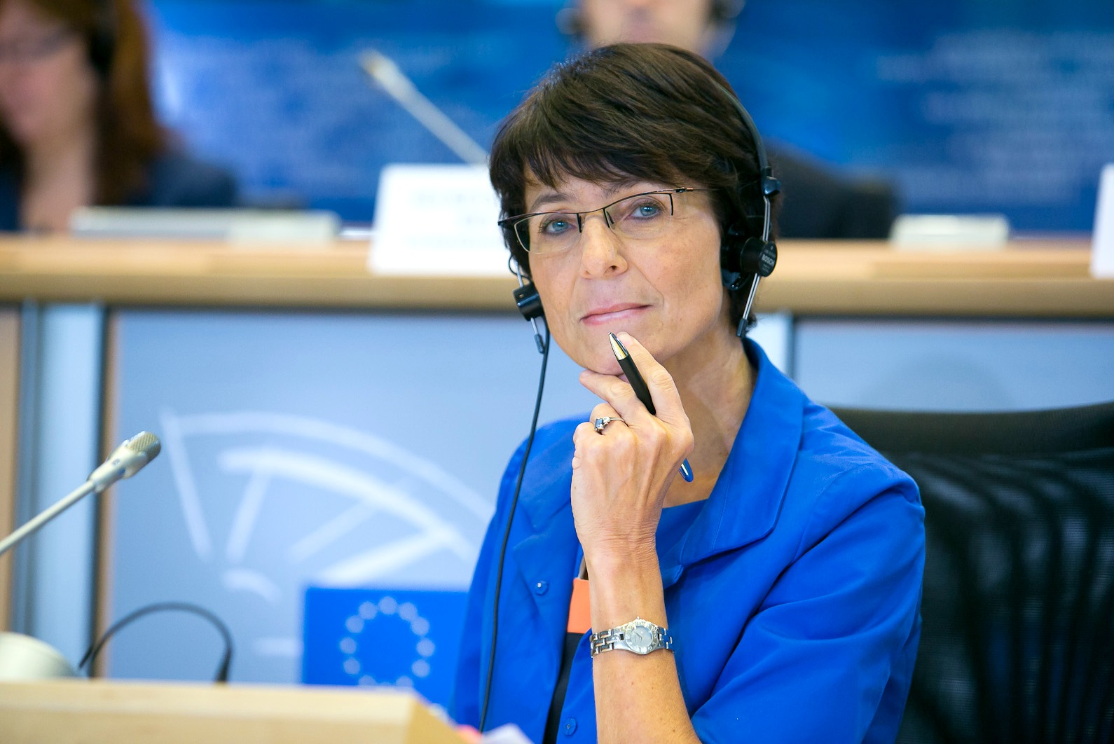 European Commissioner Thyssen in Croatia on her first visit to the country