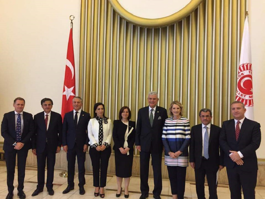 Turkey pledges its support for Albania's integration