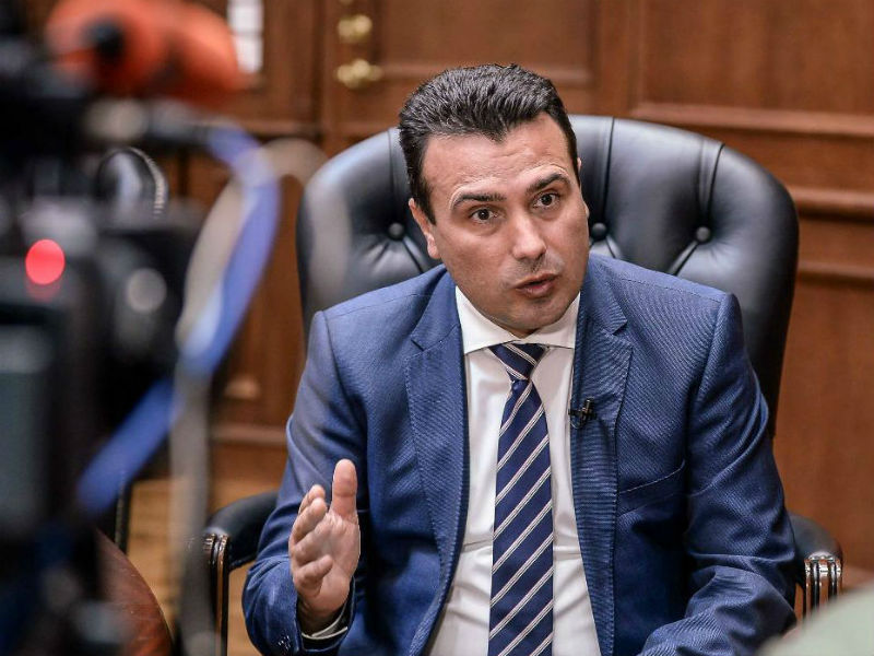 ΠΓΔΜ: Βέβαιος για την επιτυχία του δημοψηφίσματος ο Zoran Zaev