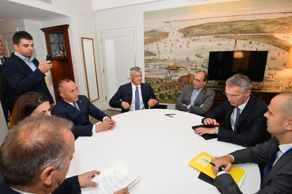 Kosovo will soon have its own army, says PM Haradinaj