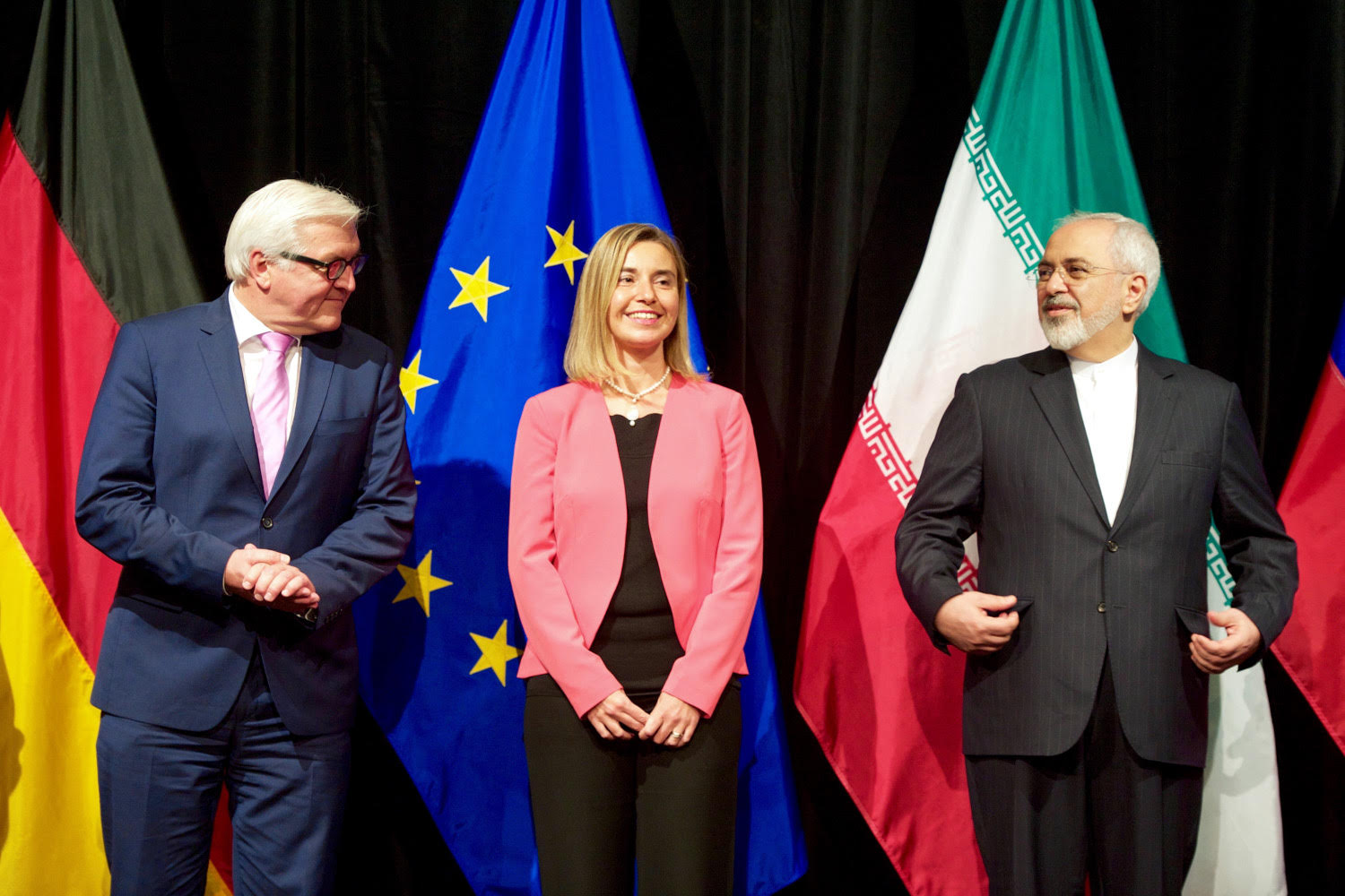 Europe bypasses the U.S. getting around the reimposed sanctions on Iran