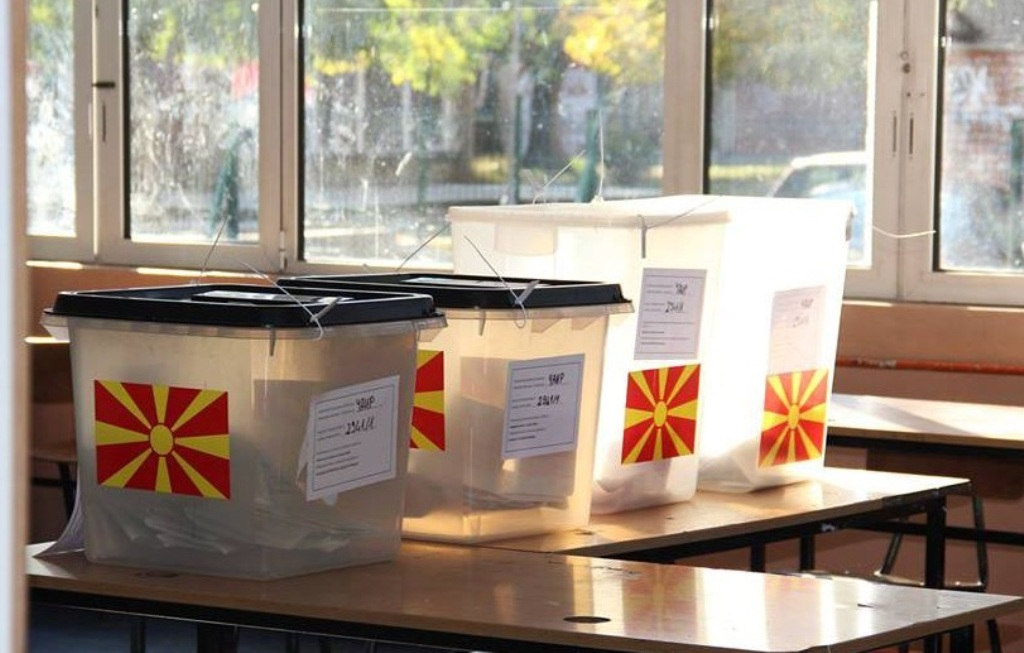 Today marks the last day of the campaign in FYROM