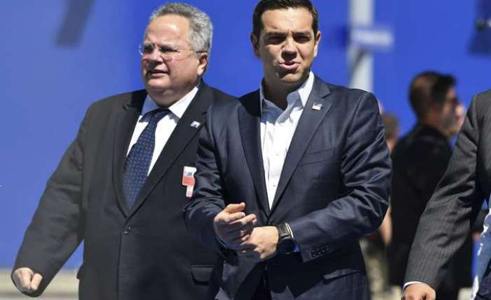 Tsipras-Erdoğan meeting and a trilateral one of FMs on Cyprus issue, on 2nd day of the UNGA