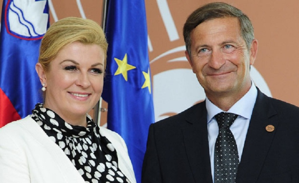 Presidents of Croatia and Slovenia support the referendum in FYROM