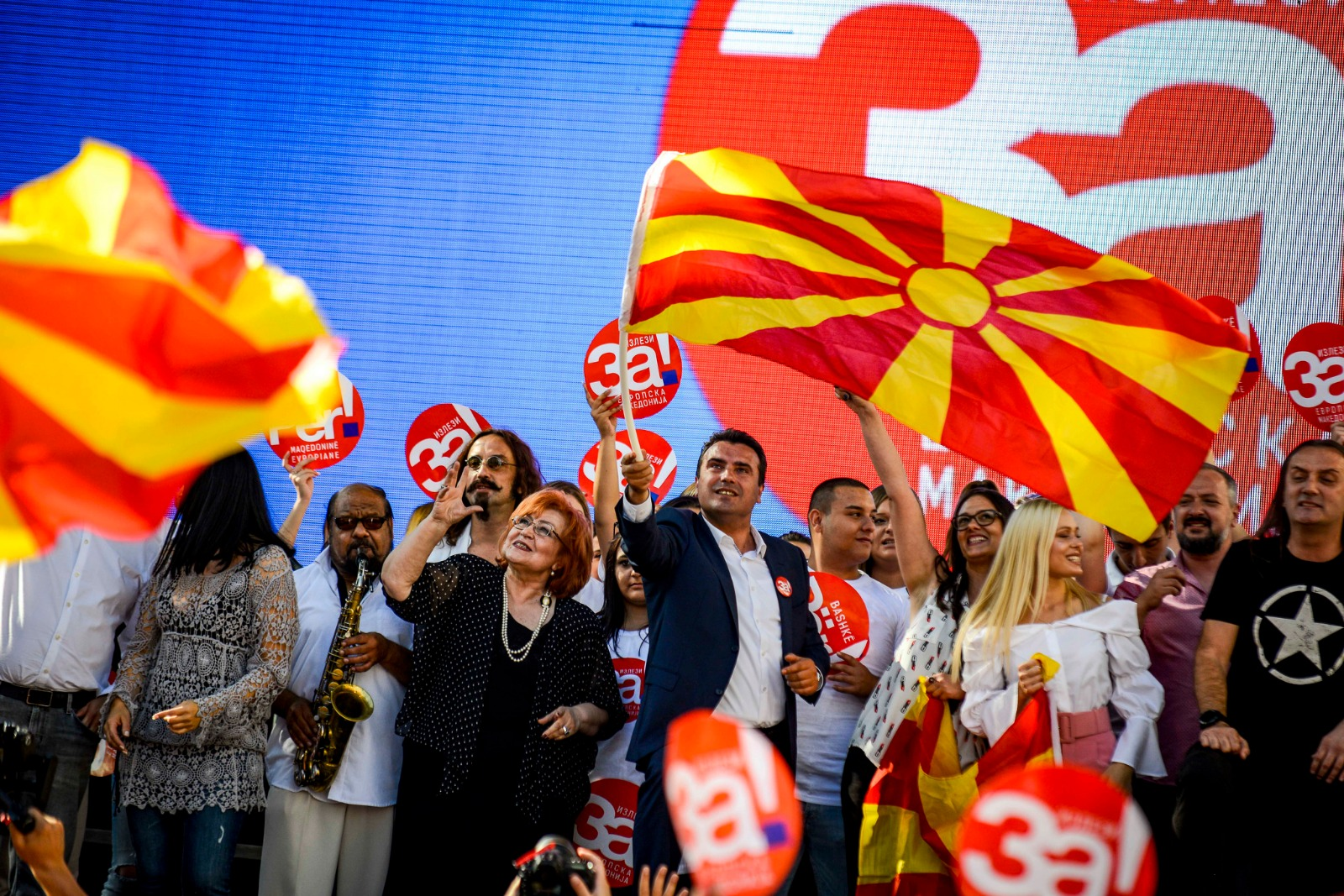 FYROM: Campaign for the referendum is coming to an end
