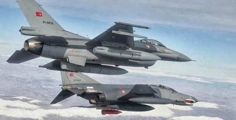 Mass arrests in the Turkish Air Force