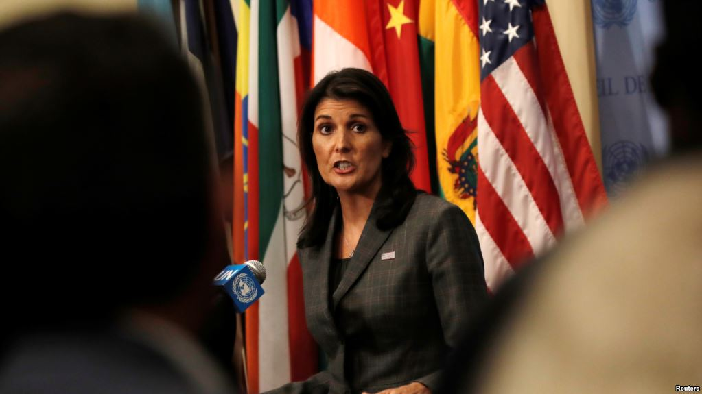 Ambassador Haley: The US administration is coherent in its position on Kosovo