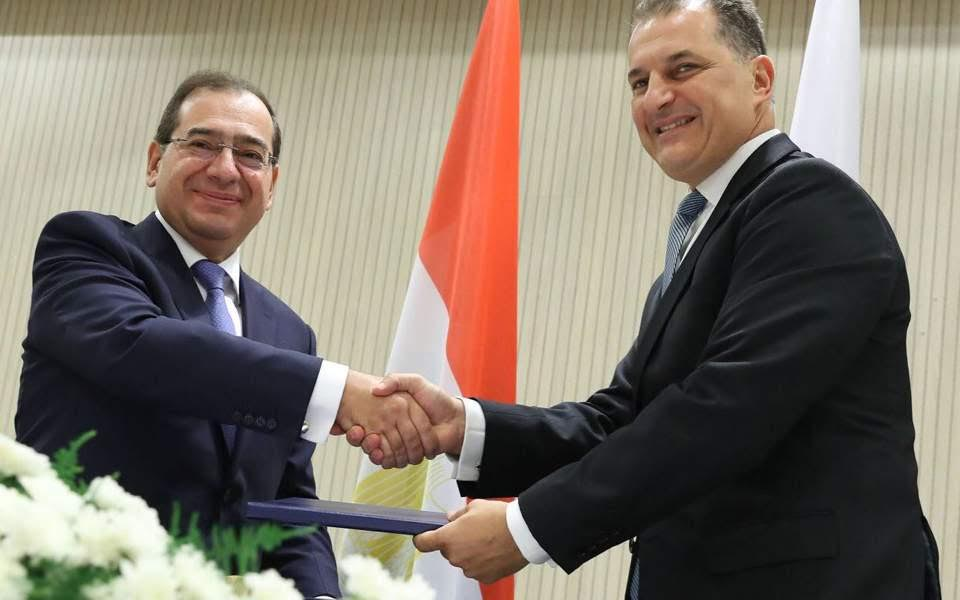 Cyprus, Egypt have made the first step towards the realisation of the EastMed pipeline