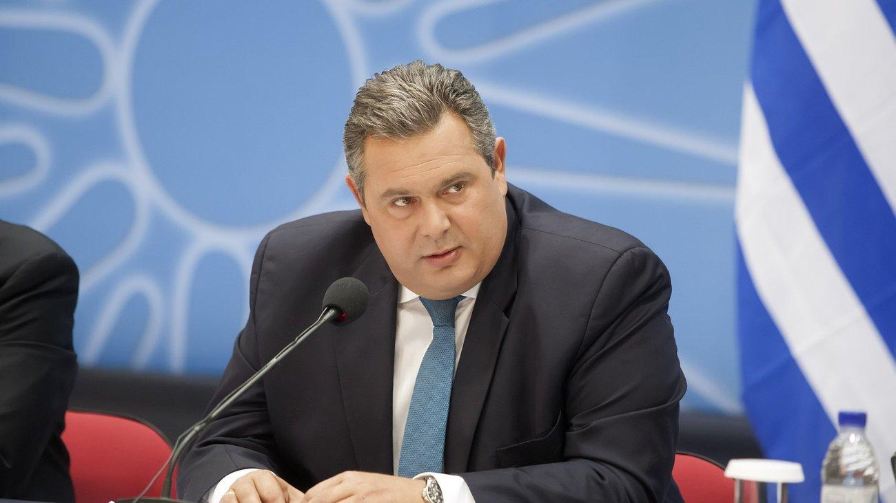 Greece's junior coalition partner in turmoil over fYROMacedonia name-change deal
