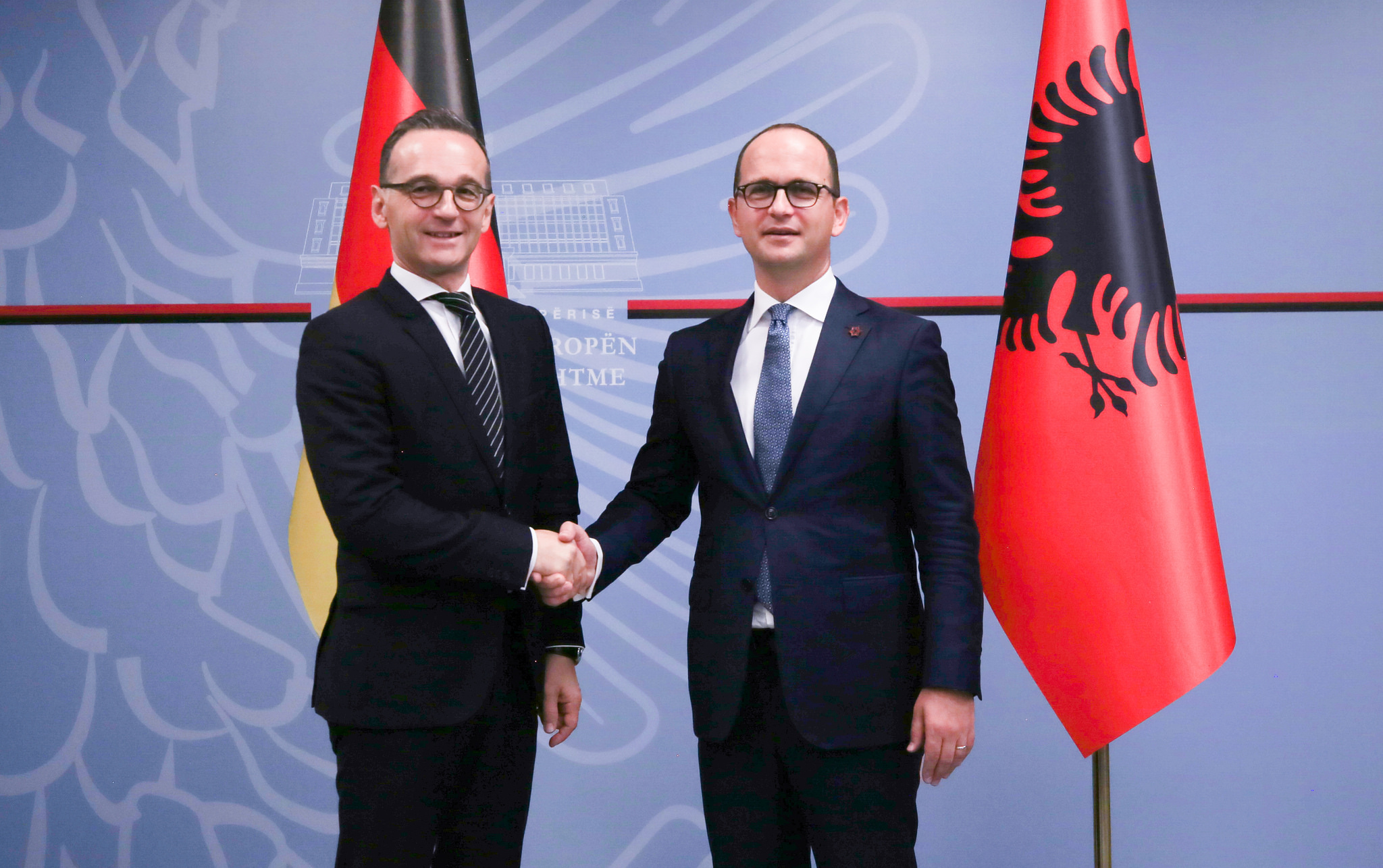 Germany reiterates its support for the integration of Albania