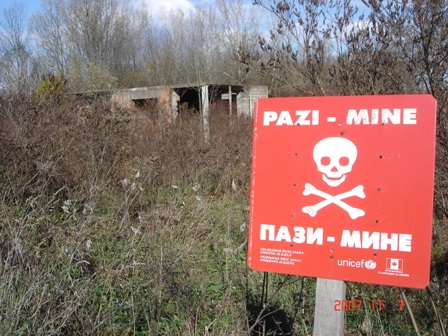 Landmines still an issue in BiH