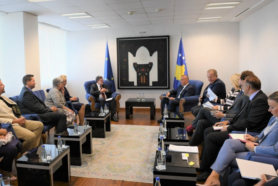 European Parliament supports Kosovo's efforts for integration