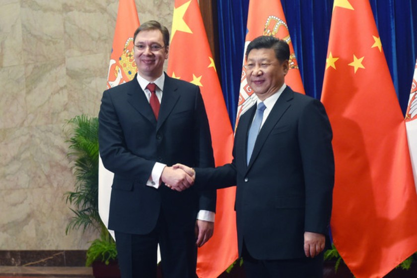 Xi accepts invitation to visit Serbia again