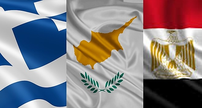 Greece, Cyprus and Egypt strengthen and broaden their cooperation