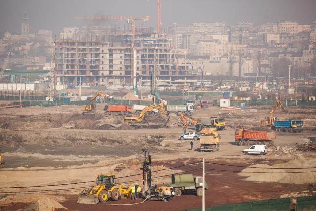 Deadly fall costs two workers their lives at the Belgrade Waterfront construction site