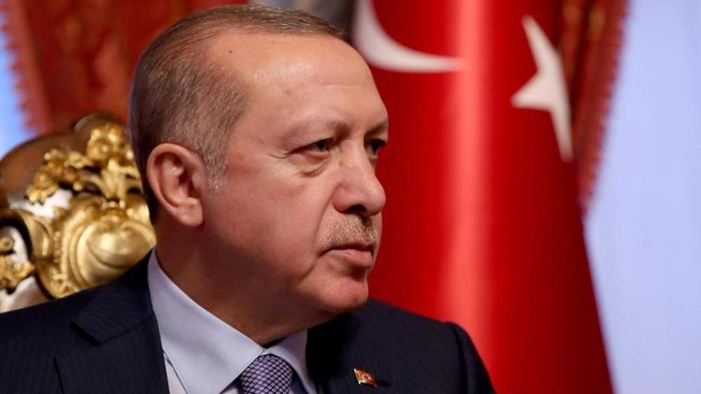 Erdogan appoints himself chairman of the economy