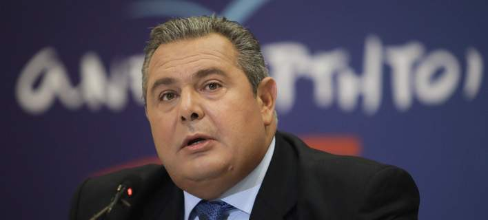 Kammenos reiterates call for referendum on FYROM name deal