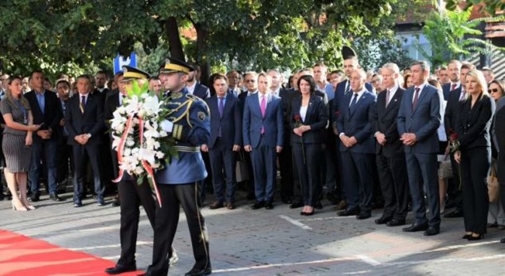 Kosovo commemorates the 9/11 terrorist attacks