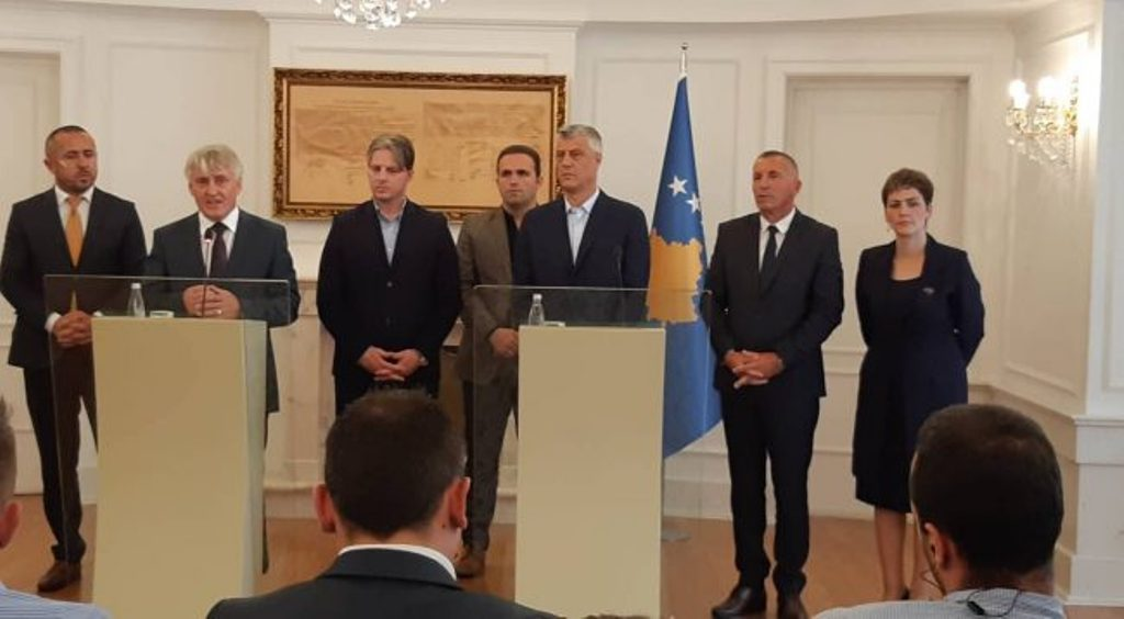 Representatives of the Presevo Valley demand a resolution for union with Kosovo