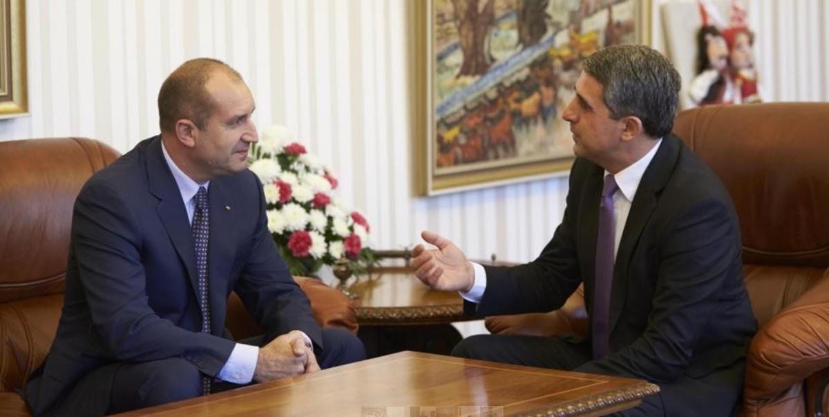 Bulgarian President Radev hits back at predecessor Plevneliev