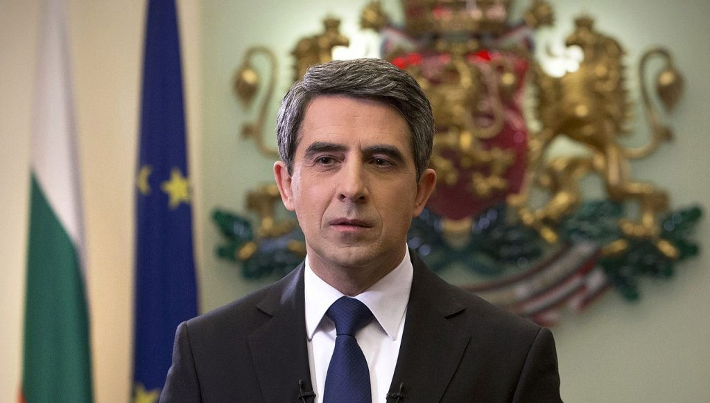 Former president Plevneliev: Roumen Radev is Bulgaria's first populist president