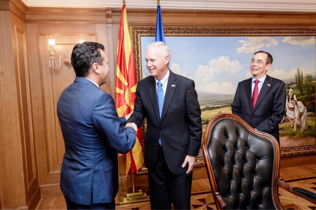 FYROM: US Senator Johnson calls for massive participation in the referendum