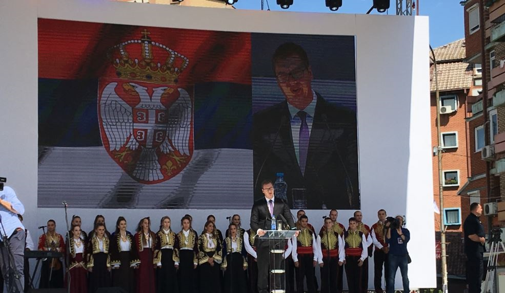 We will not recognize Kosovo's independence, says Vucic