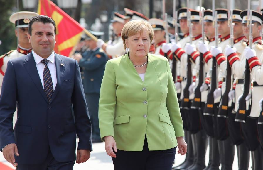Merkel: September 30th is a historic opportunity