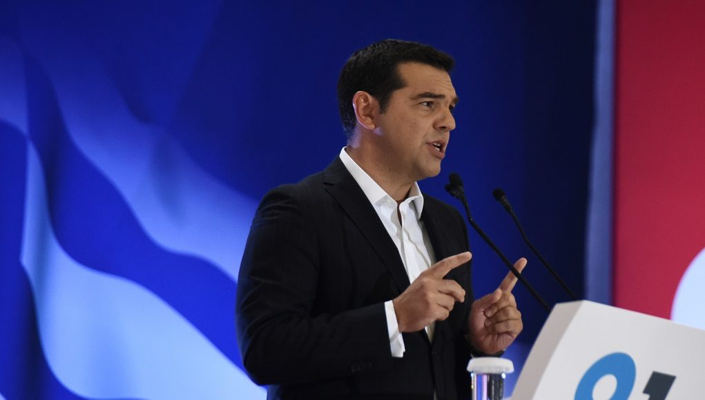 Recovery and tax relief will be Tsipras' 'shields' at the TIF