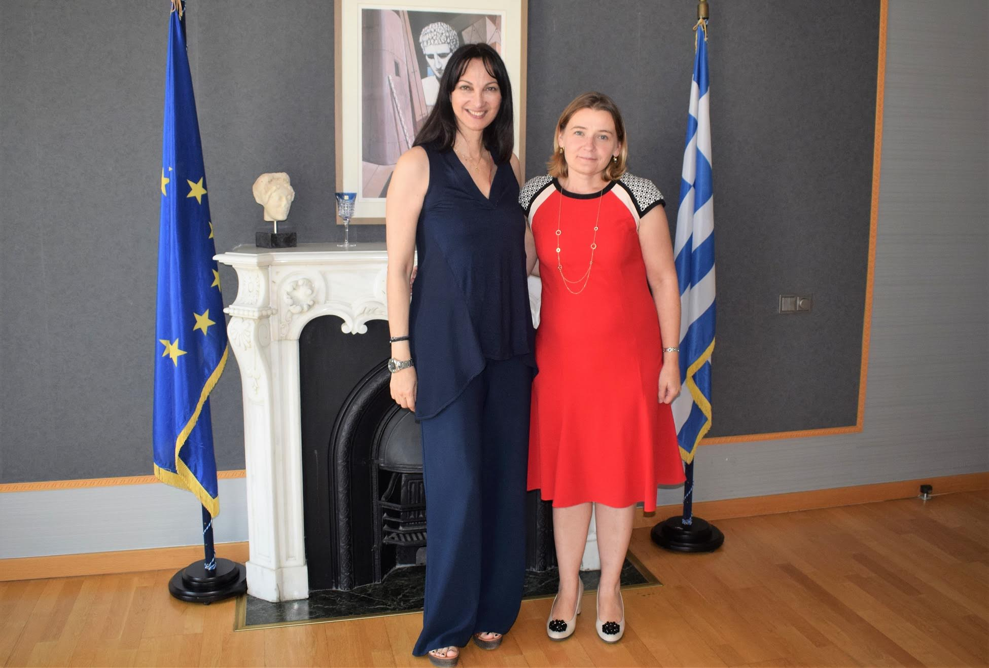 Greece, Poland interested in widening of bilateral co-operation in tourism