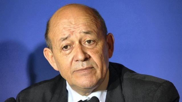 Τον Γάλλο ΥΠΕΞ υποδέχεται ο Νίκος Κοτζιάς στις 6 Σεπτεμβρίου