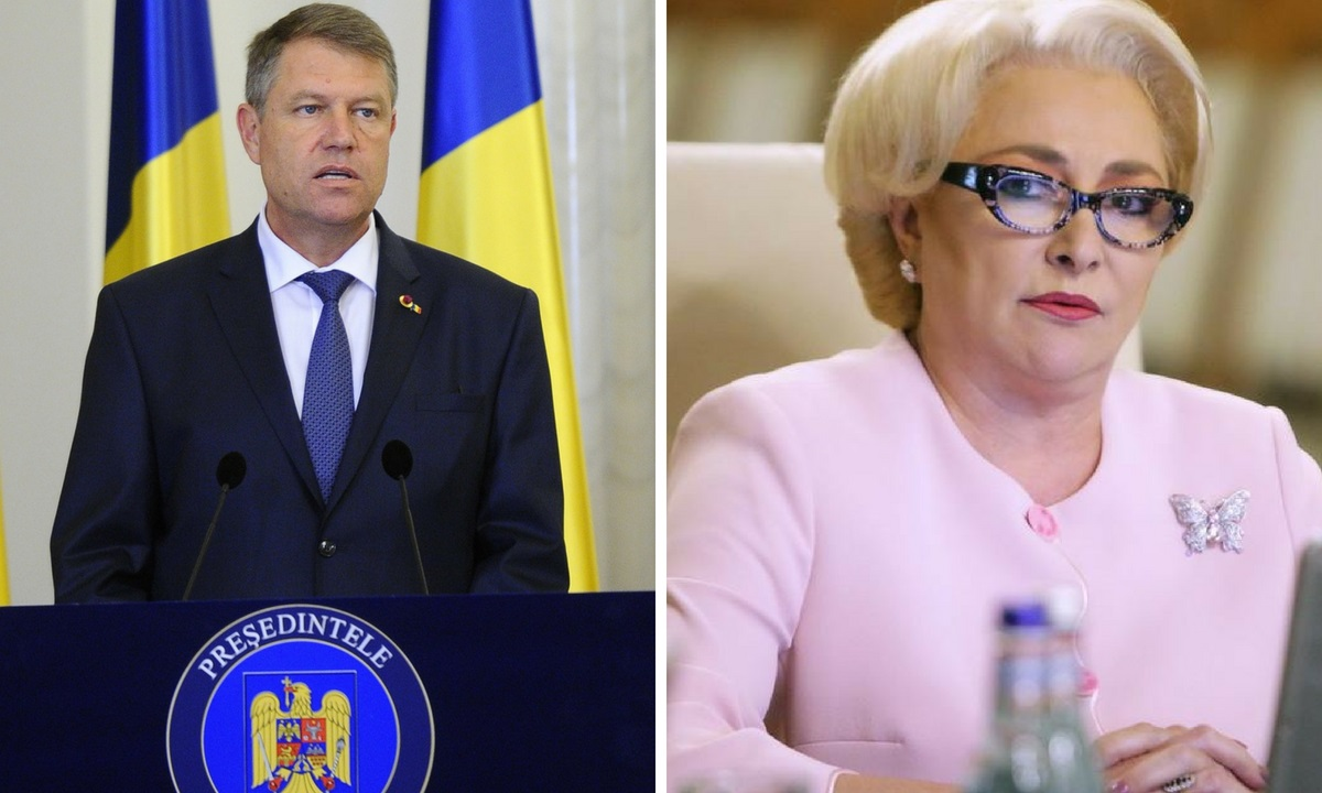 Klaus Iohannis – Romanian government: An ongoing row overamended budget