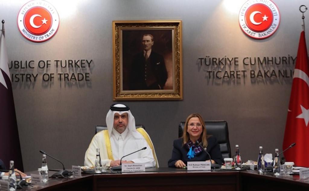 Economic and trade partnership agreement between Turkey andQatar