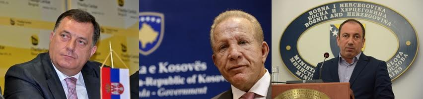 Kosovo's Pacolli cancelled his participation at the SEECP meeting